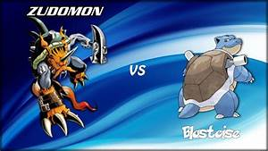 pokemon vs digimon images