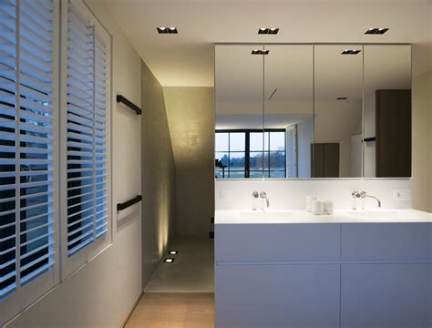 Modern Minimalist Bathroom Lighting by Kreon Lighting Minimalist Modern Led Design Architecture