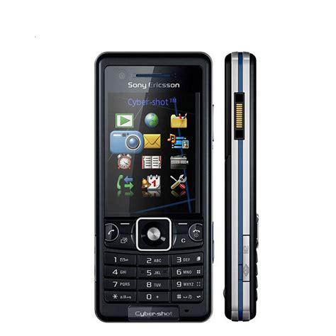 Sony Mobile Phone by Sony Ericsson Cyber C510 Titanium Unlocked