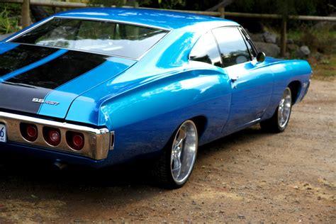 impala 1968 fastback chevy chevrolet
