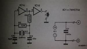 Hct Crystal Oscillator