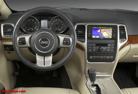 jeep grand cherokee wk  grand cherokee navigation
