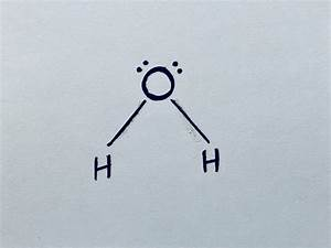 What Is The Lewis Structure Of H2o