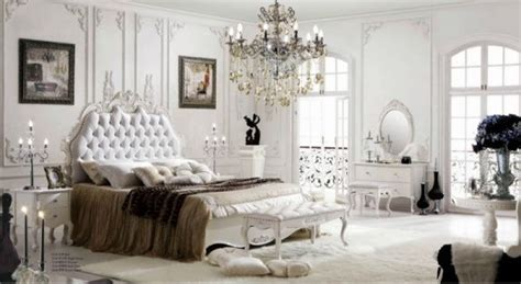 habitacion blanca clasica  moderna casa web