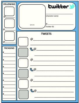 Twitter Feed Photoshop Template by Twitter Template Tip Of The Week Twitter Template And