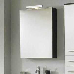 Badezimmer Spiegelschrank Led : badezimmer spiegelschrank mit beleuchtung spiegelschrank karoline f r badezimmer mit led ~ Indierocktalk.com Haus und Dekorationen