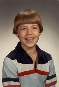 1982-09, Kurt 7th Grade, Age 12, School Year 1982-1983