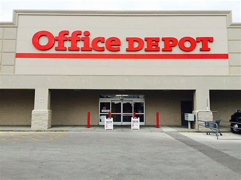 Office Depot Hours by Office Depot In Rapid City Sd 1331 W Omaha St