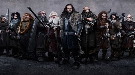 Discover the Fate of the Dwarves After THE HOBBIT | Nerdist