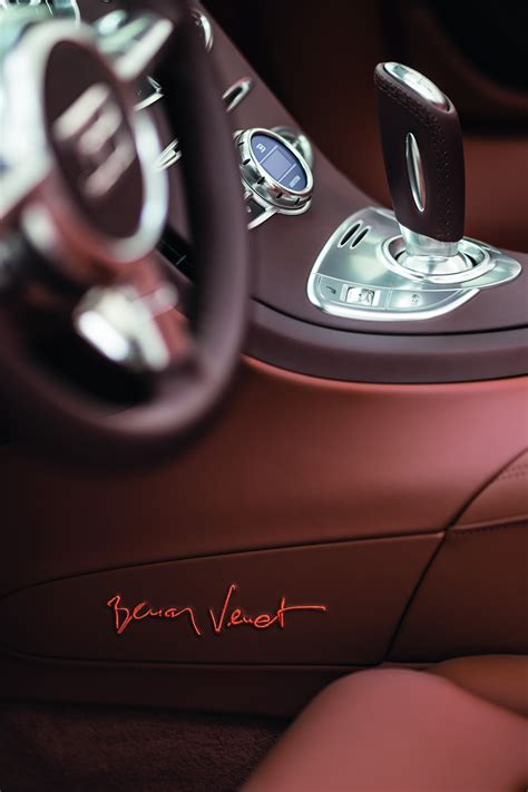 Bugatti Veyron 164 Grand Sport By Bernar Venet 2018 Mad