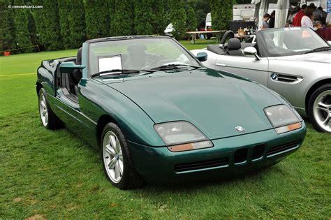 1991 Bmw Z1 Conceptcarzcom