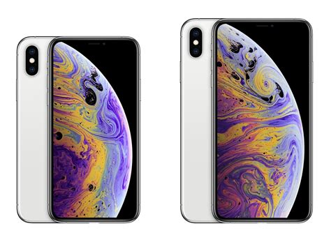 iphone xs and iphone xs max tech specs