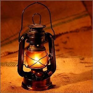 Replica Old World Uses Oil Or Kerosene Red Copper Barn
