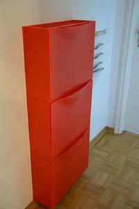 Möbel In München Kaufen : ikea trones schuhschrank aufbewahrung rot 3 st ck in m nchen ikea m bel kaufen und verkaufen ~ Indierocktalk.com Haus und Dekorationen