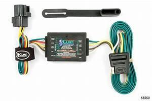 Kia Sorento 2003-2006 Wiring Kit Harness - Curt Mfg  55550