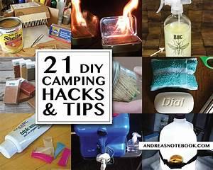 21 More Camping Hacks