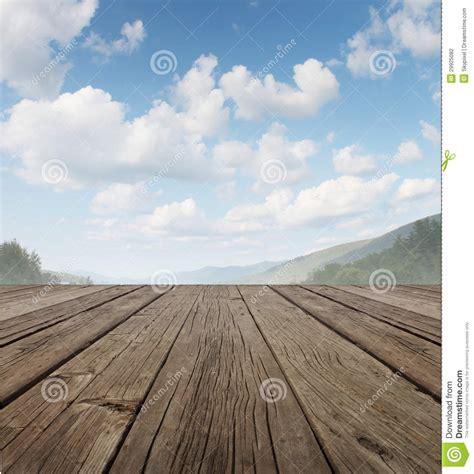 wood deck stock photo image   buildings copy