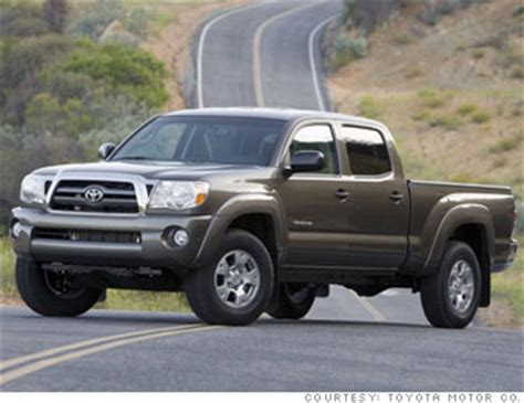 top car safety picks   small pickup toyota