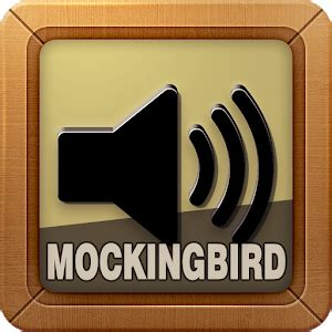 mockingbird sounds ringtone android apps on google play