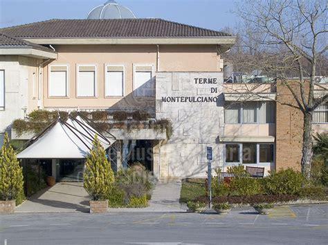 Ingresso Terme - immagine ingresso delle terme di montepulciano