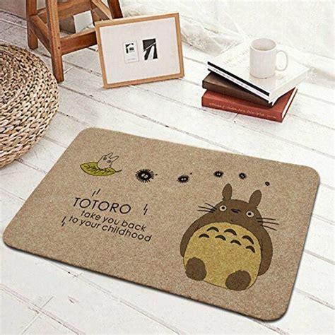 carpette de cuisine moolecole vintage totoro foyer paillasson maison