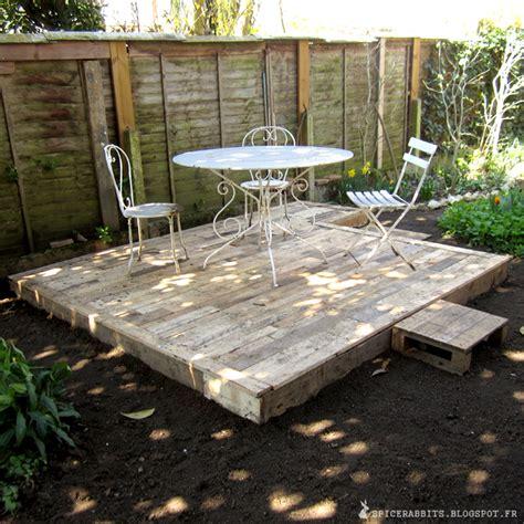 Diy #03 Faire Une Terrasse En Palettes