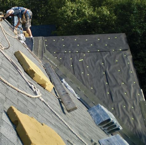 roofing underlayment jlc  moisture barriers roofing