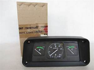 New Farmtrac Esl13507 Electronic Instrument Cluster For Ft