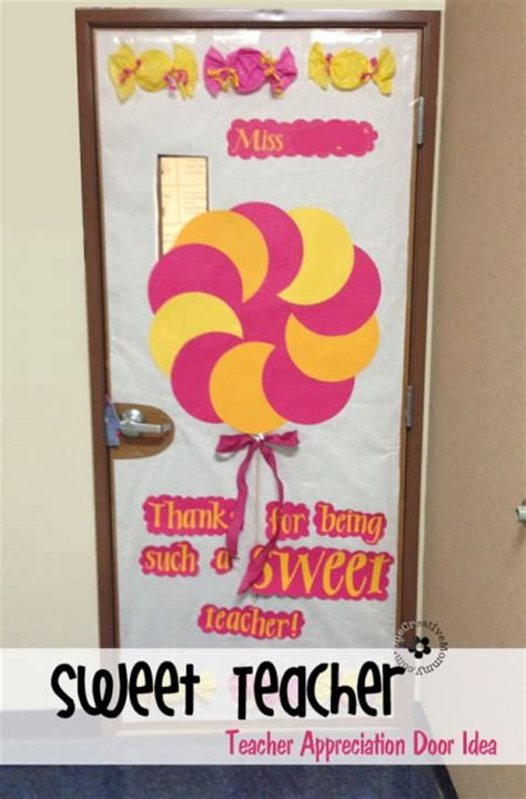 teacher appreciation ideas  door decorating