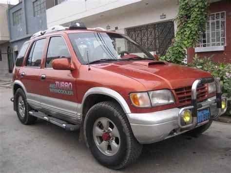Kia 4x4 by Kia Sportage 4x4 1995