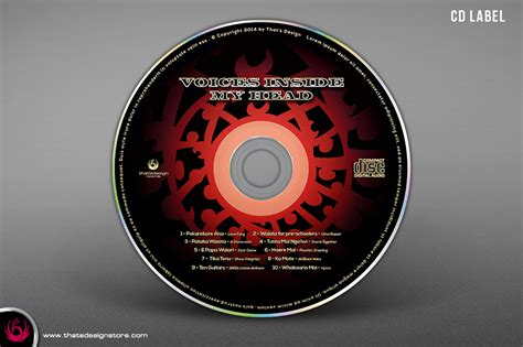 cd label template photoshop options   business
