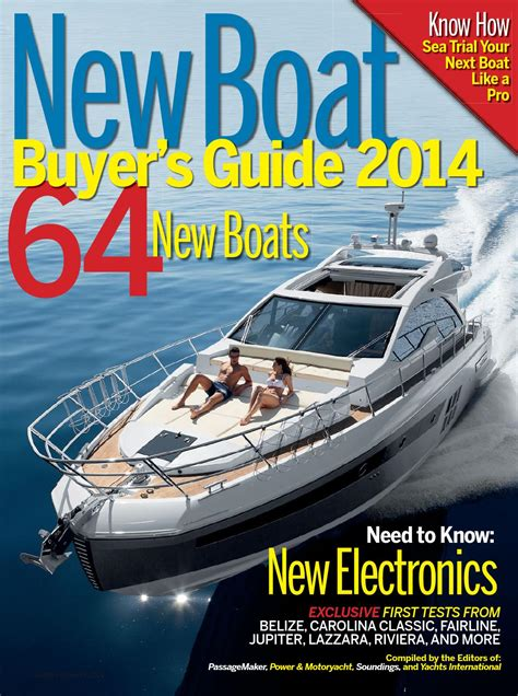 Sea Pro Boats Out Of Business by New Boat Buyer S Guide 2014 By Mr Bad Issuu
