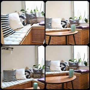 Balkon Bank Ikea : eckbank balkon ikea balkon bank ikea popular hochbeet balkon ~ Frokenaadalensverden.com Haus und Dekorationen