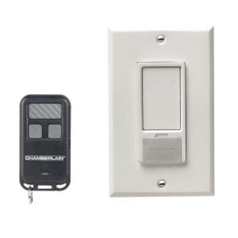 garage door remote home depot chamberlain remote light switch wslcev the home depot