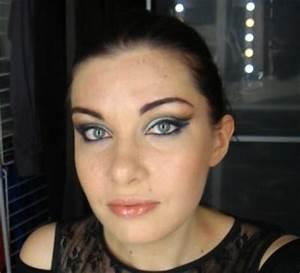 Maquillage De Fête : maquillage de f te dor et argent paperblog ~ Melissatoandfro.com Idées de Décoration
