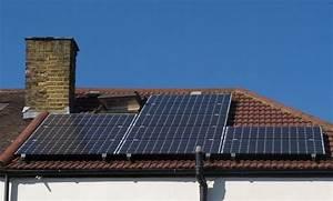 Installation Of Solar Pv Panels