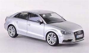 Audi A3 Grise : audi a3 miniature limousine grise 2013 herpa 1 43 voiture ~ Melissatoandfro.com Idées de Décoration