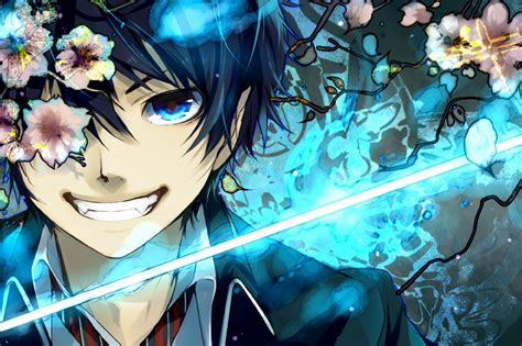 Blue Exorcist Hd Wallpaper Background Image 1920x1278