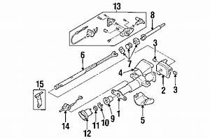 Diagram 2000 Chevy S10 Steering