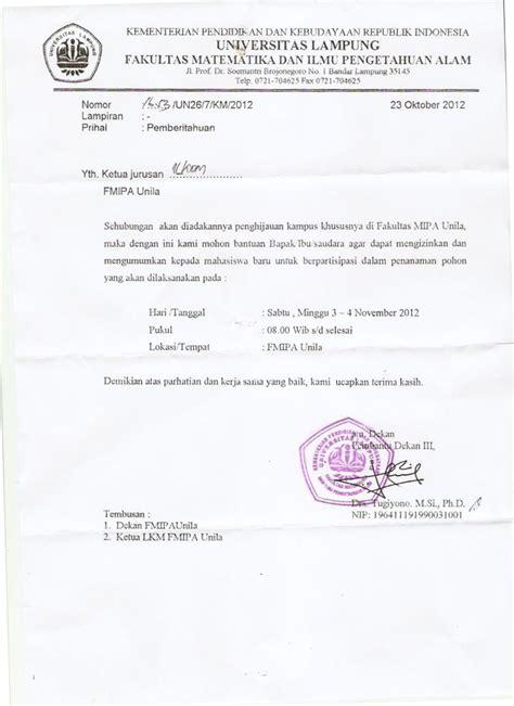 contoh surat pernyataan wisuda  contoh