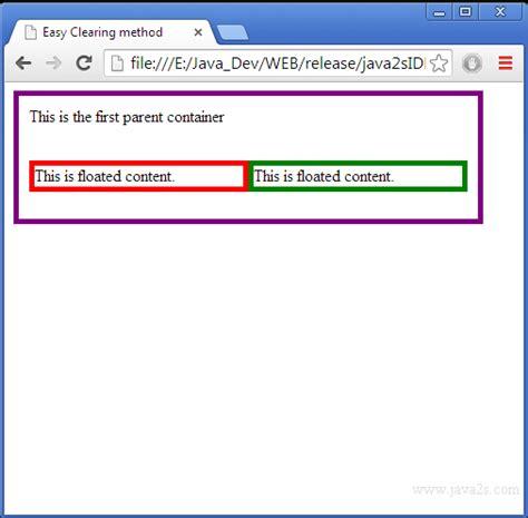 Html Div Css Css Inline Code Wowkeyword
