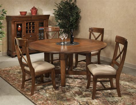 the verona rustic dining room collection