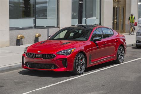 KIA Car : The Kia Stinger Is Business Insider's 2018 Car Of The Year
