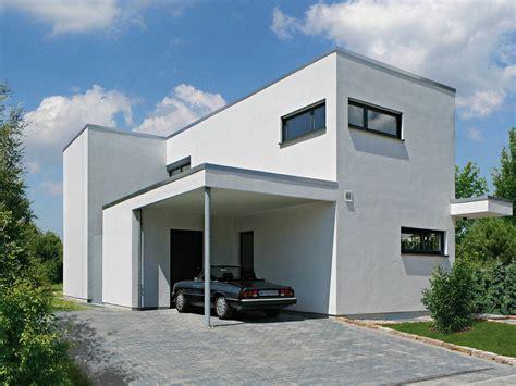 Bauhaus Rauch  Fertighaus Weiss