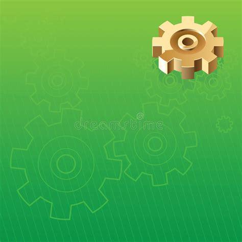 industrial background stock vector illustration