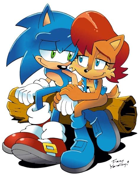 My Opinion On Sally Acorns Redesign Sonic The Hedgehog