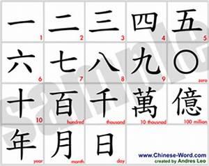 Image Gallery numbers 1 20 in mandarin