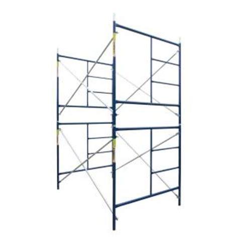 metaltech saferstack 10 ft x 10 ft x 5 ft scaffold