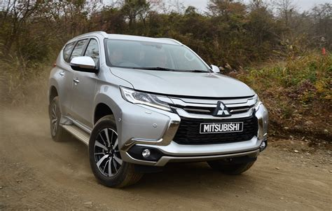Review Mitsubishi Pajero Sport by Mitsubishi Pajero Sport Review Drive Caradvice