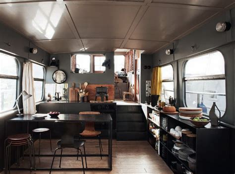 house boat interiors houseboat clever interiors houseboats pinterest